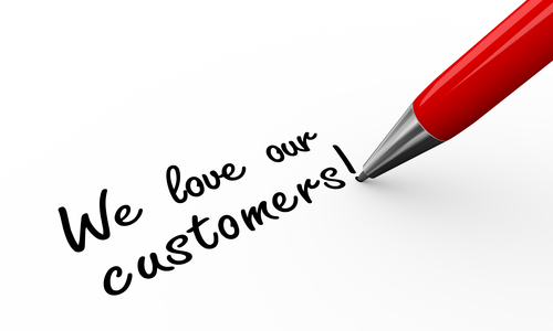 3 Ways To Show Love To Your Customers