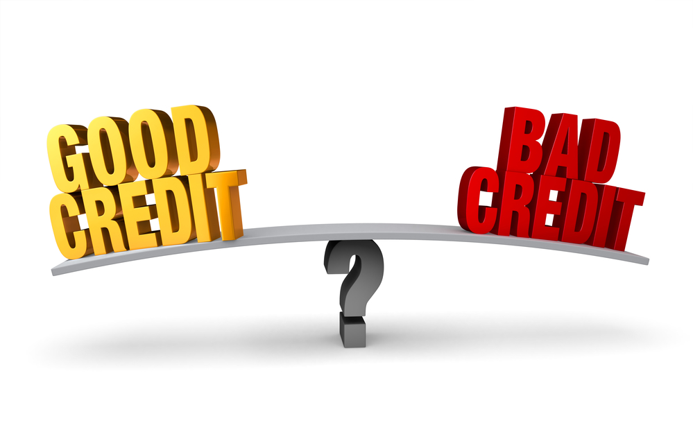 Good Credit, Bad Credit: It Doesn't Matter To Us!