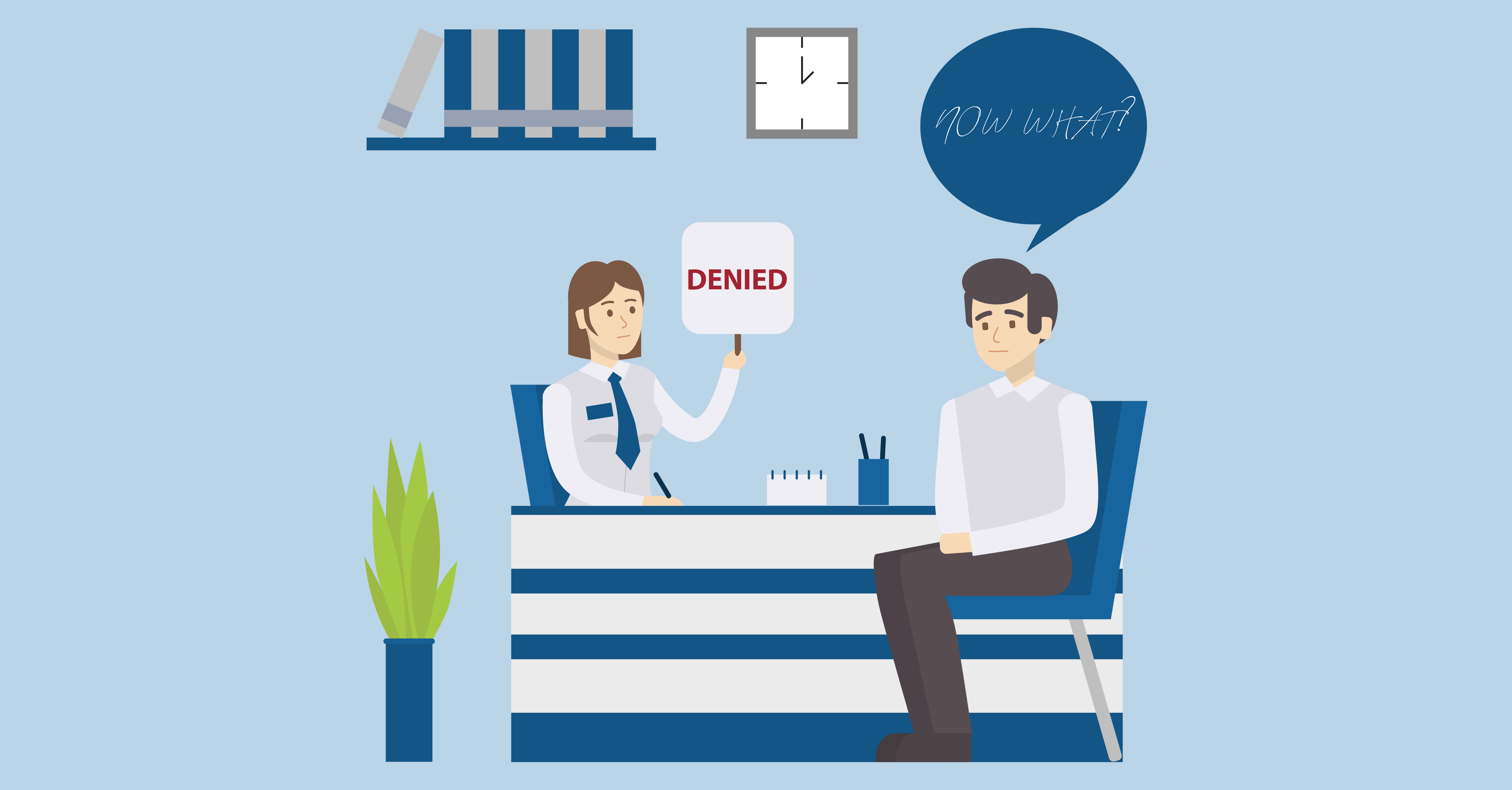What To Do If Your Business Loan Application Is Denied