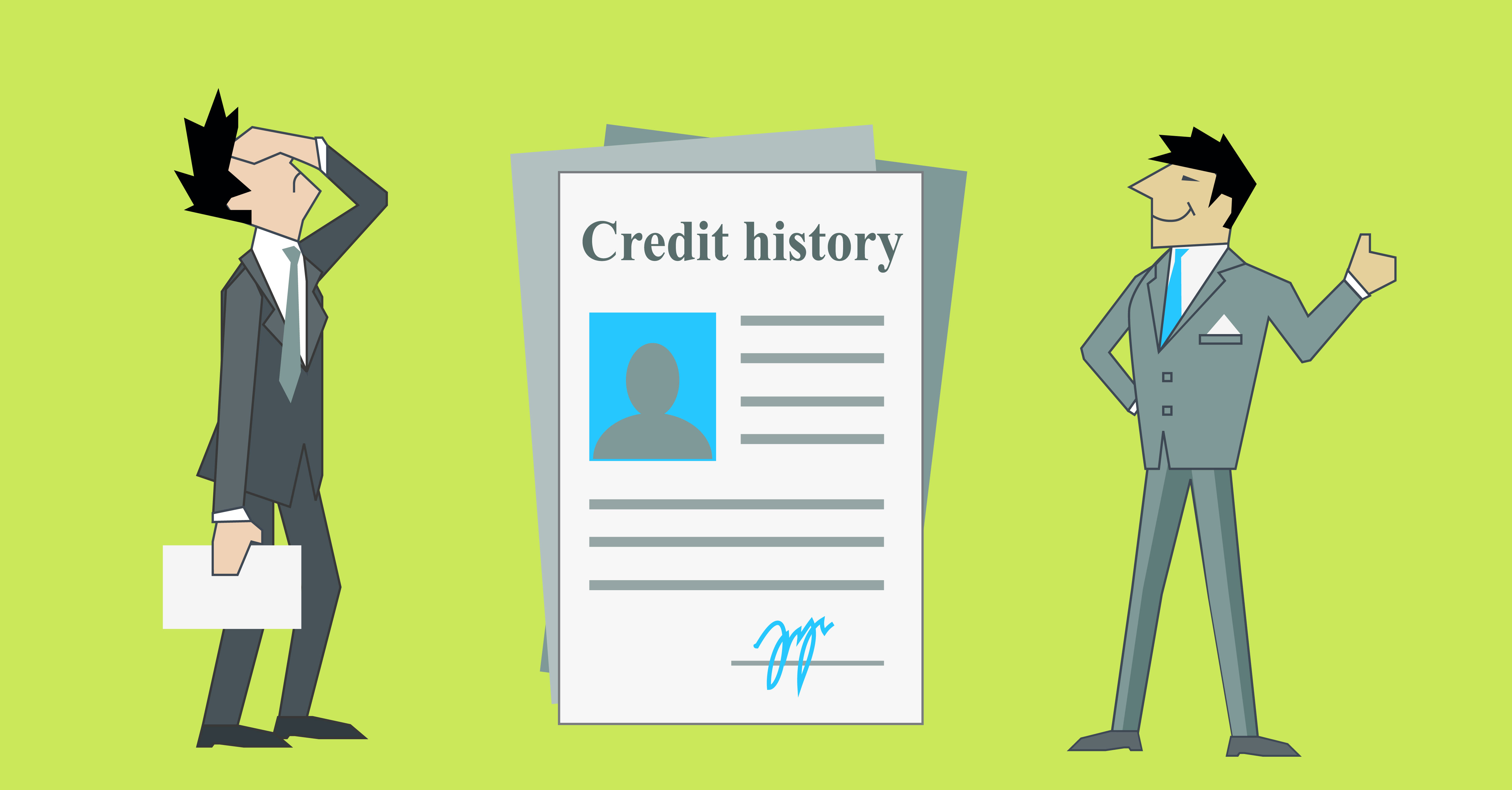 A Bad Credit Score Doesn't Have To Be Bad For Your Business 01