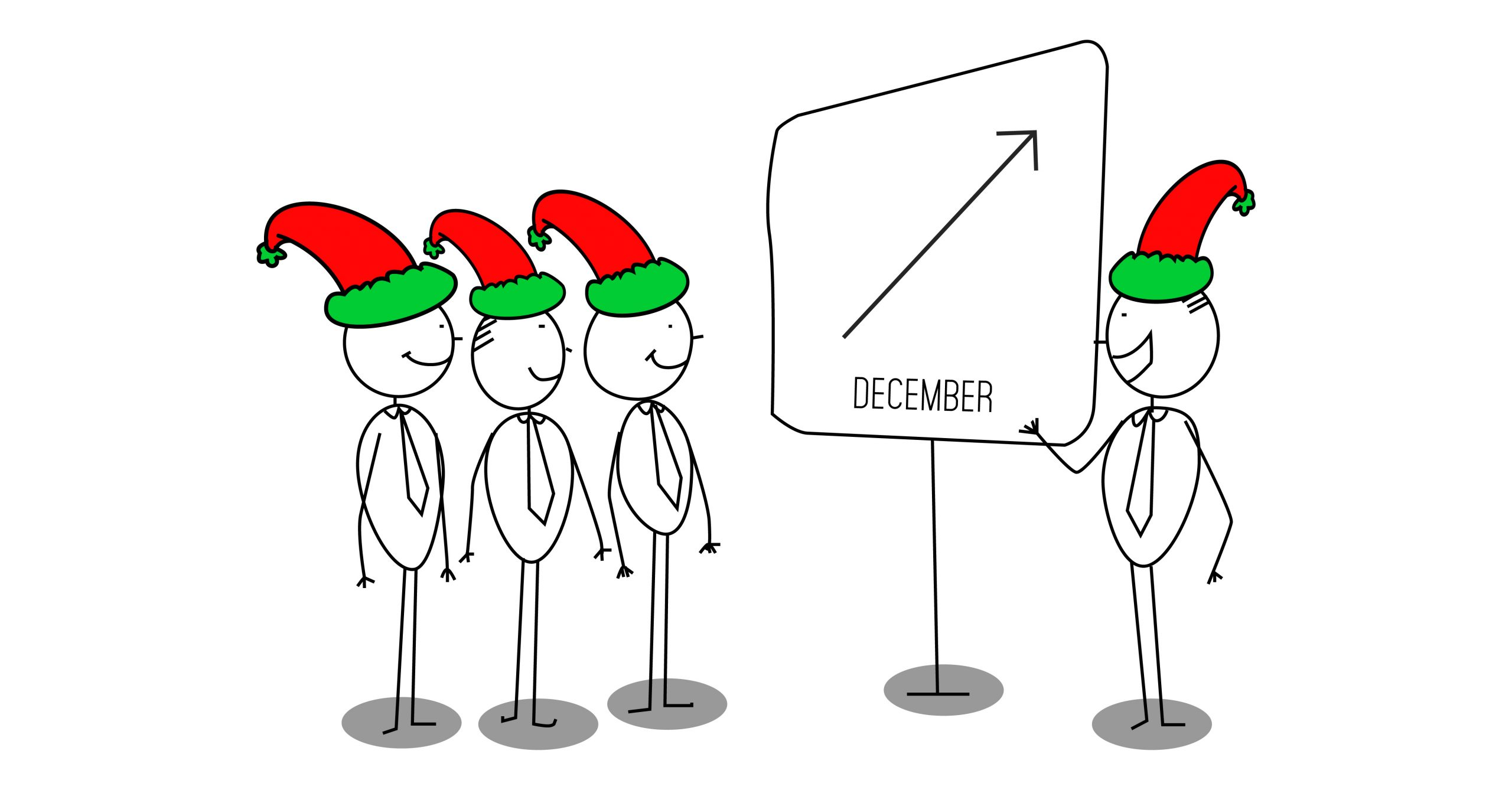 3 Steps To Having Your Most Successful December To Date