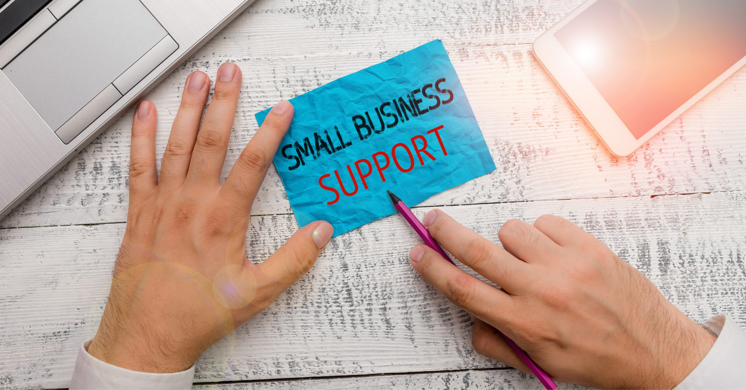 Finding Support For Your Small Business During The Pandemic