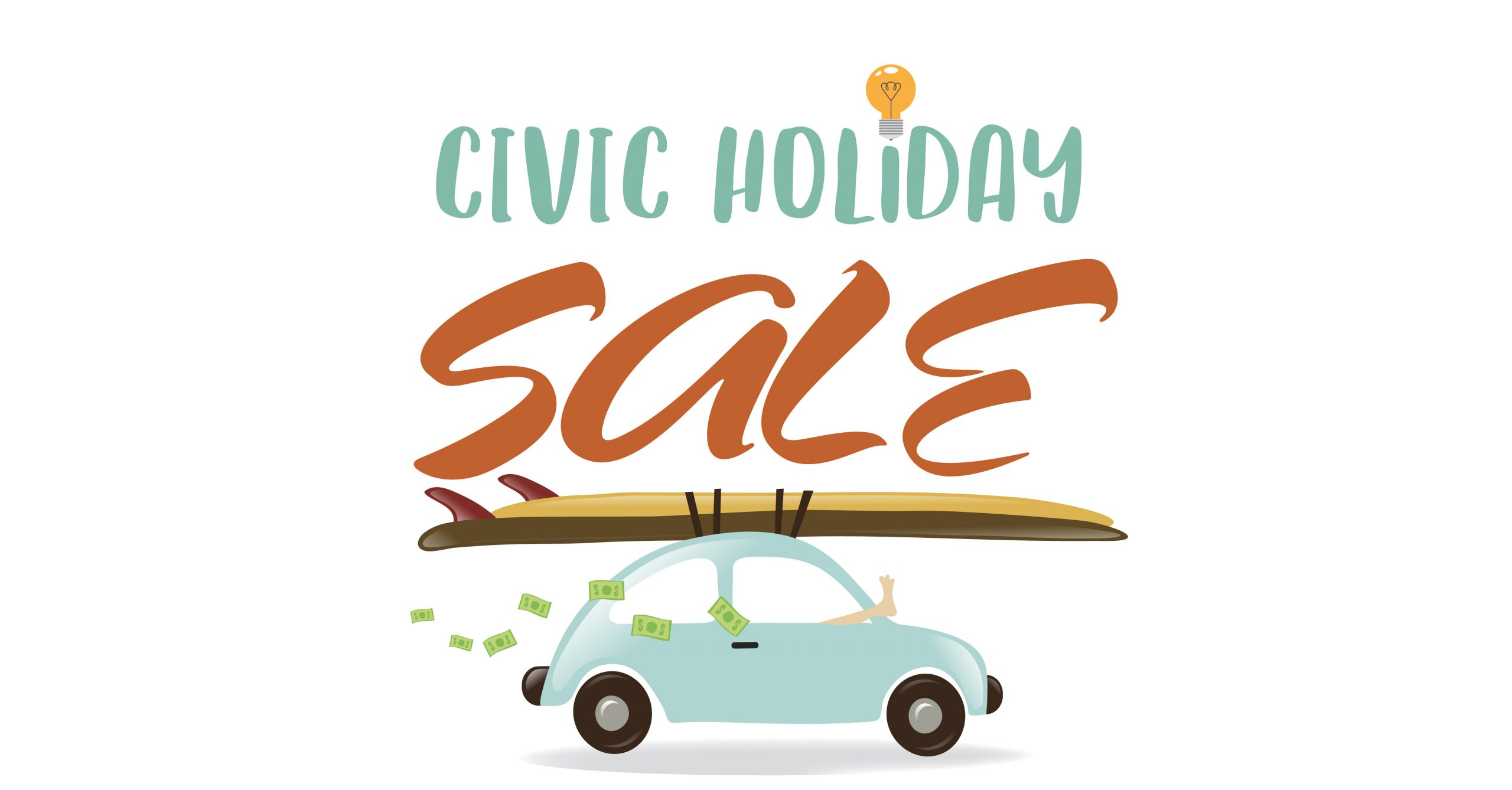 3 Ideas For A Successful Civic Holiday Sale