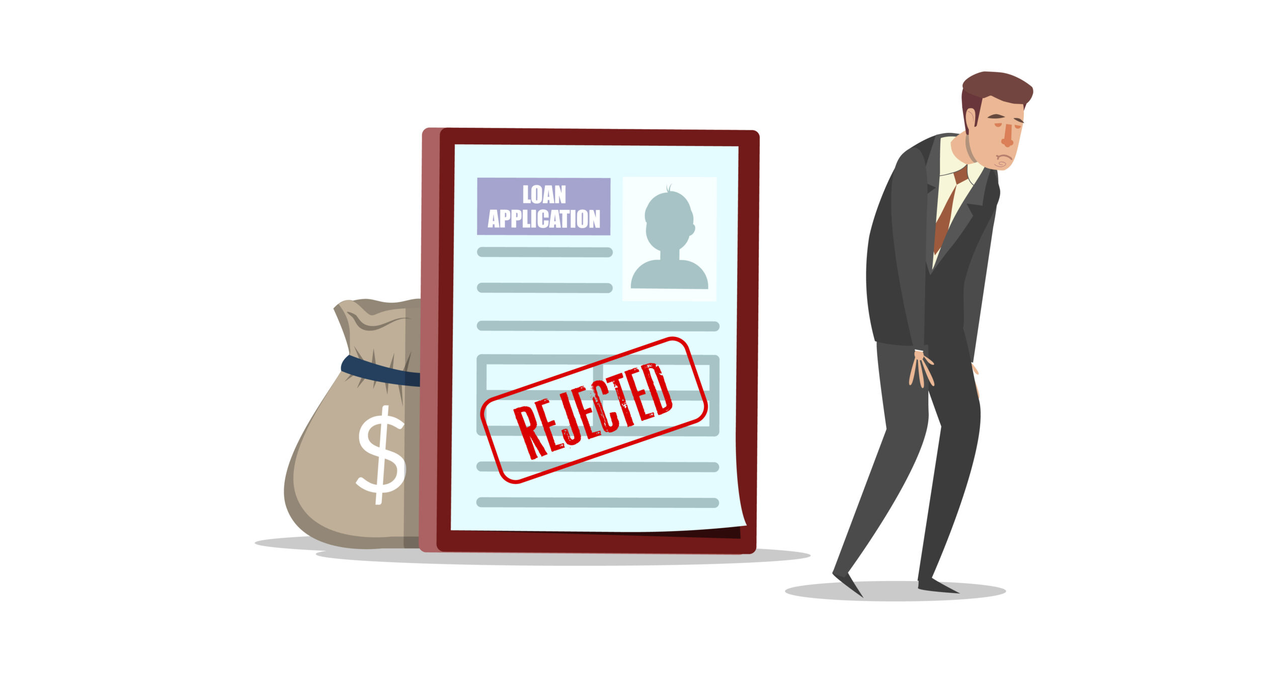 Why Did Your Bank Reject Your Business Loan Application?