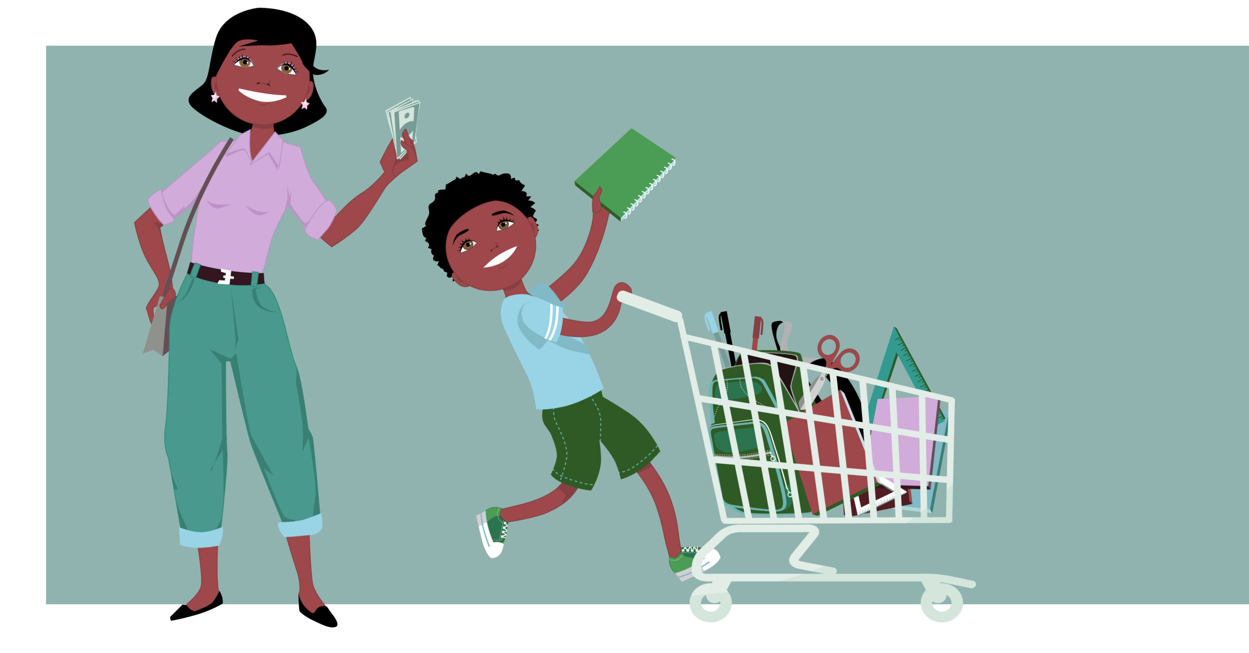 Getting Parents To Select Your Store For Back To School Shopping